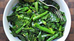 receta de brocoli oriental